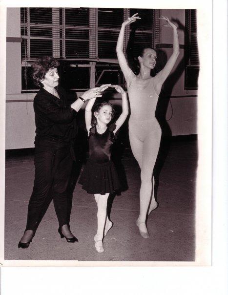 Dance Teaching Tip: Left-Handed Students
