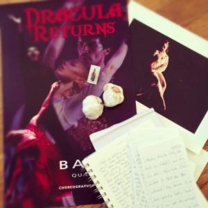 dracula the ballet