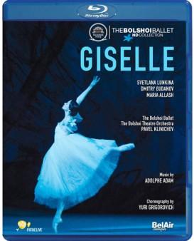 bolshoi ballet, giselle