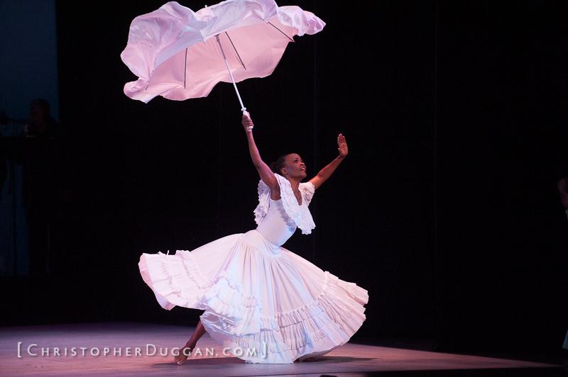 renee robinson dances revelations