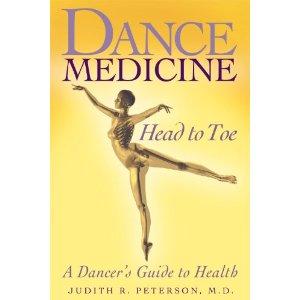 dance medicine book