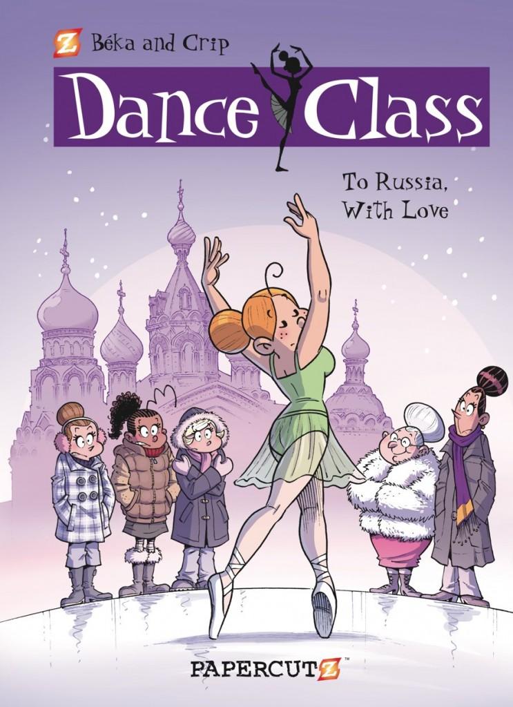 dance comic