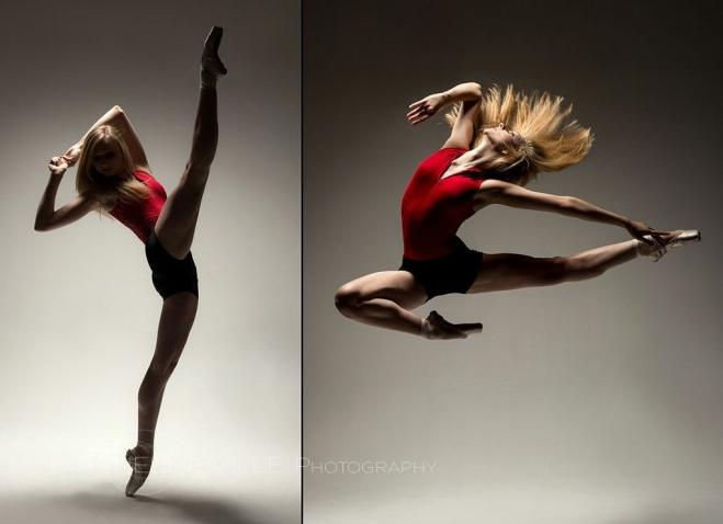 Interview With Dance Photographer Rachel Neville