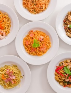 Pasta Image by savit keawtavee / FreeDigitalPhotos.net