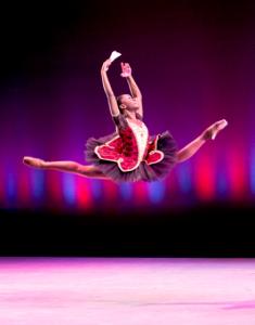 Michaela DePrince; Photo by XMB Photography