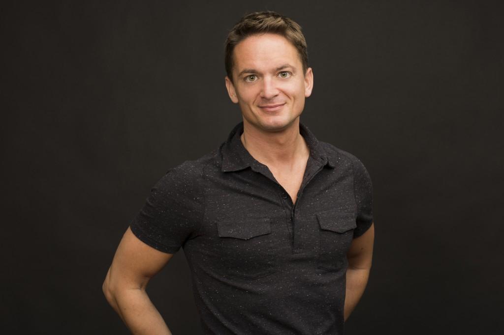 Choreographer Brock Clawson
