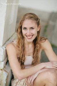 Pacific Northwest Ballet's Jessika Anspach McEliece