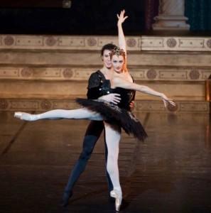 Black Swan Pas with Joseph Gatti