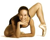 Atlanta Ballet's Alessa Rogers.