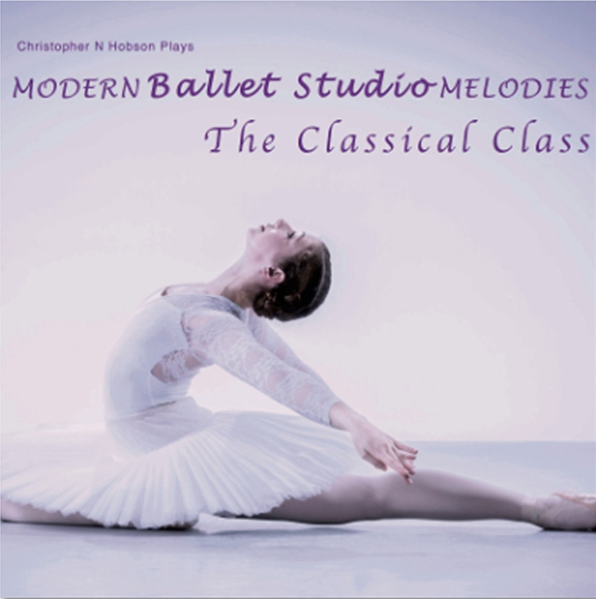 Cd review modern ballet studio melodies the classical class for Modern image studios reviews