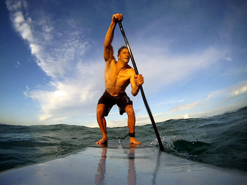 Stand Up Paddle Board Miami Beach The Best Beaches In World