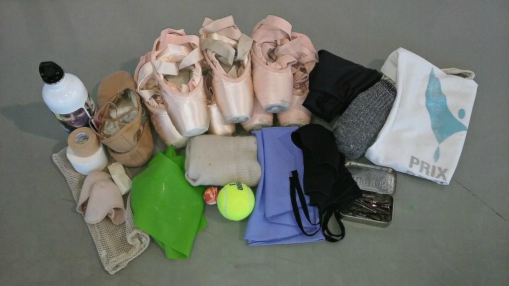 Dance Bag Anwen David 1