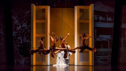 Joffrey Ballet in RAkU