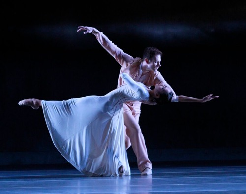 Joffrey Ballet in Forgotten Land
