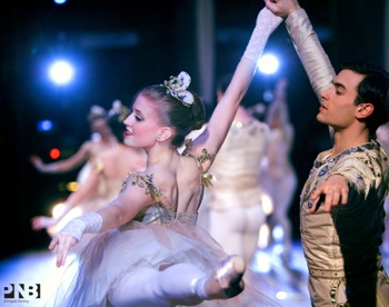 Balanchine's Diamonds