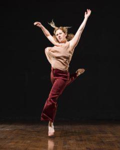 Margi Dancing