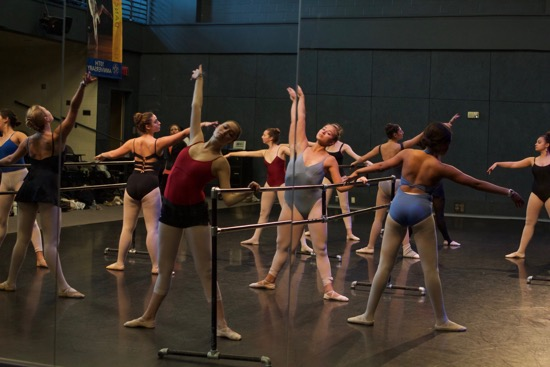 The Mirror as a Training Tool in Dance Class